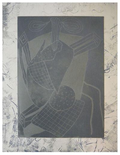 Gülbin Ünlü, 'Untitled (Grey Paintings)', 2019