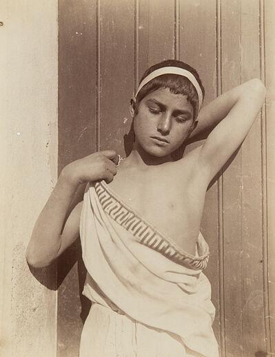 Wilhelm Von Gloeden, 'Togato', 1910s