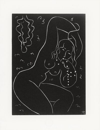 Henri Matisse, 'Nu au Bracelet', 1940