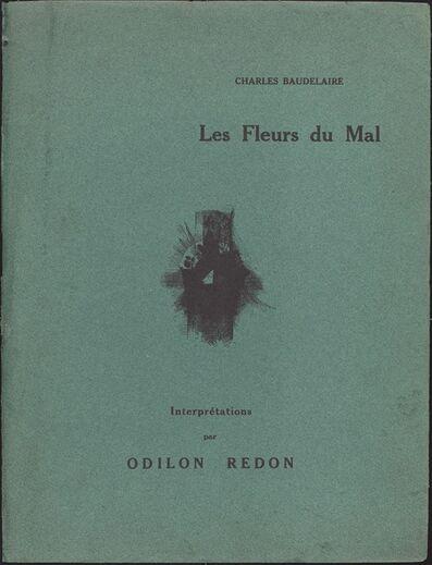Odilon Redon, 'Les Fleurs du Mal', 1890