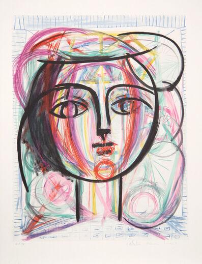 Pablo Picasso, 'Tête de Femme, 1946', 1979-1982