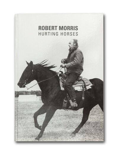 Robert Morris (1931-2018), 'Hurting Horses', 2005
