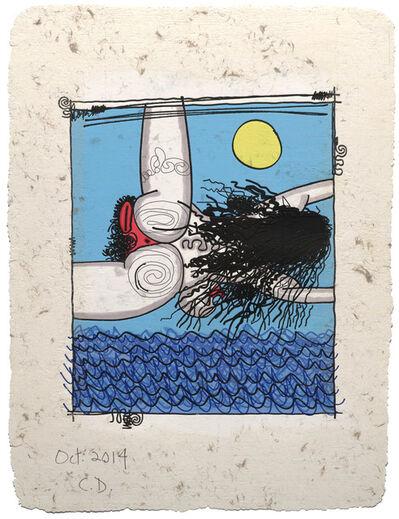 Carroll Dunham, 'Untitled (Oct 2014)', 2014