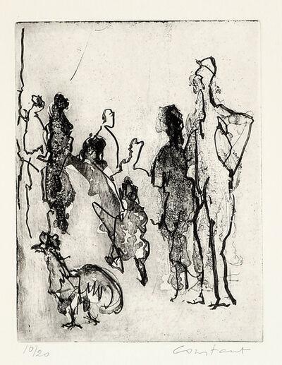 Constant, 'De verdwaalde Haan', 1992