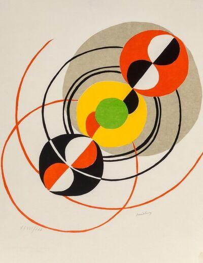 Sonia Delaunay, 'Disques'