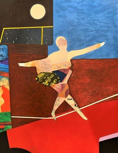 Max Papart, 'Equilibriste', 1970