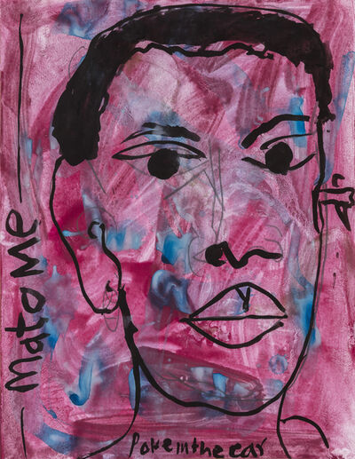 Moshekwa Langa, 'Poke in the Ear', 2016