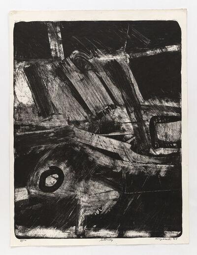 George Miyasaki, 'Stormy', 1958