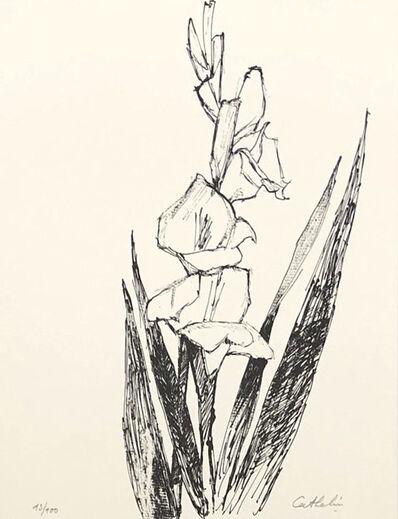 Bernard Cathelin, 'Flowers', 1988