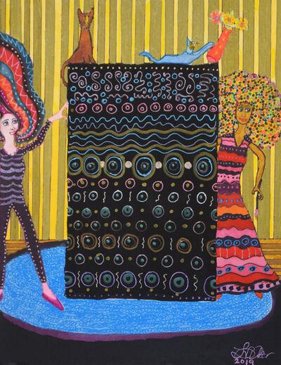 Laura Anne Walker, 'Behind Curtain # One', 2019