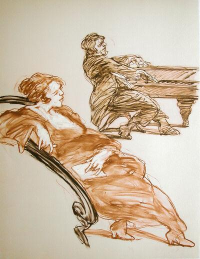 Claude Weisbuch, 'Piano romantique', 2006