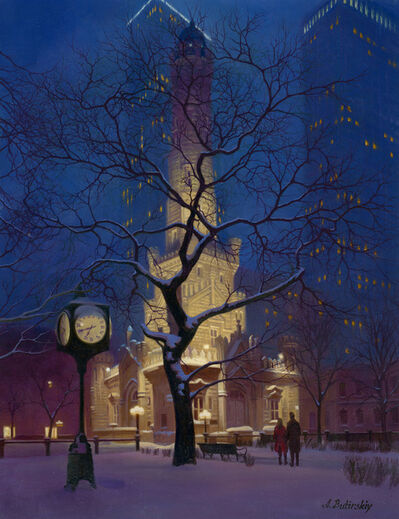 Alexei Butirskiy, 'Chicago Water Tower', 2020