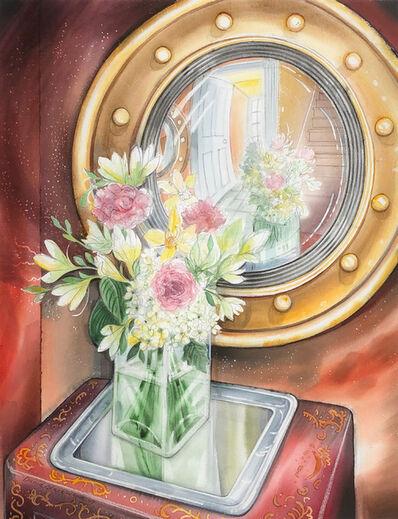 David Blackwood, 'The Bridesmaid's Bouquet ', 2007