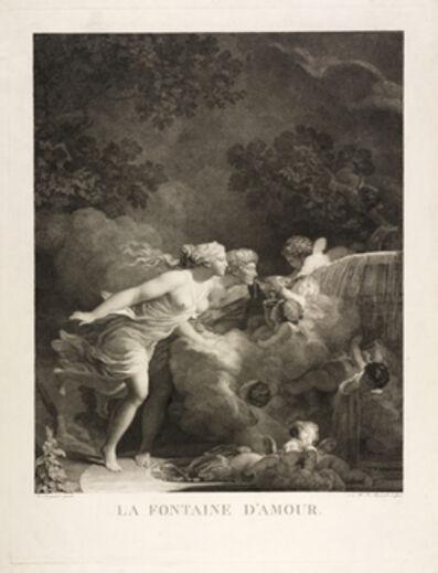 Nicolas Francois Regnault, 'The Fountain of Love', 1785