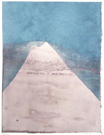 Lee Hall, 'MIST MOUNTAIN', 1976