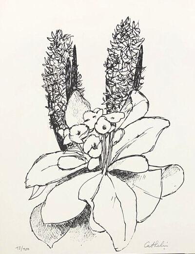 Bernard Cathelin, 'Floral composition', 1988