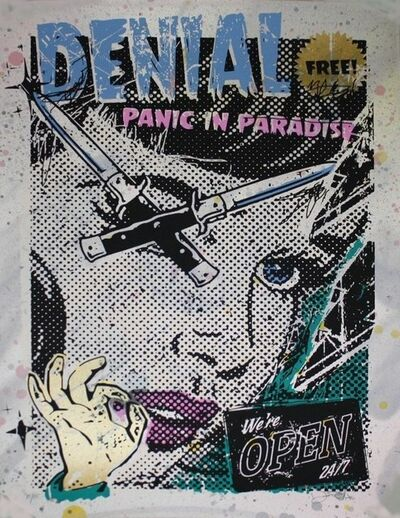 DENIAL, 'Panic In Paradise', 2013