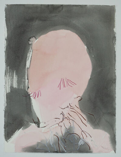 Janaina Tschäpe, 'Untitled (Portrait)', 2018