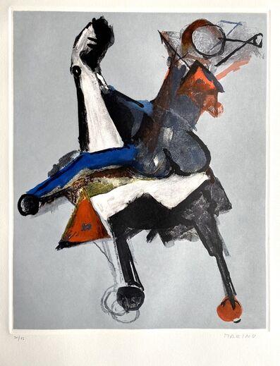 Marino Marini, 'Shakespeare I, Sheet II', 1977