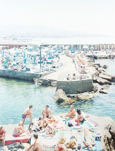 """Massimo Vitali, 'From the series """"Landscape with figures""""', 2007"""