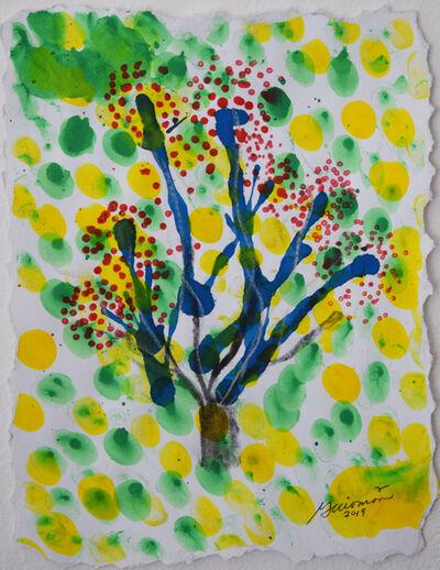 Guiomar Giraldo-Baron, 'Blossoming Tree', 2019
