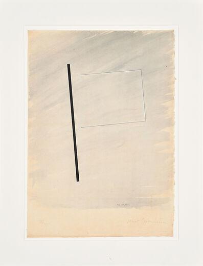 Meret Oppenheim, 'Mon Drapeau', 1974