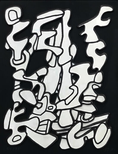 Jean Dubuffet, 'ARBORESCENSES I', 1972