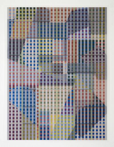 John Monteith, 'Grands Ensembles #4 巴黎大民宅#4', 2018