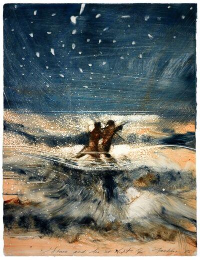 Bill Jacklin, 'Stars and Sea at Night X', 2015