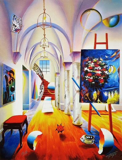 Ferjo, 'IMPERIAL COLUMNS', 2005