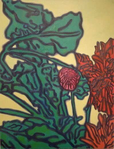 Hubert Schmalix, 'Flowers', 2012