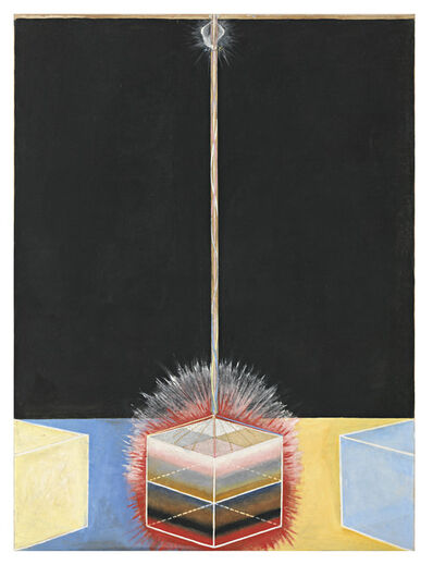Hilma af Klint, 'The Dove, No. 3', 1914-1915