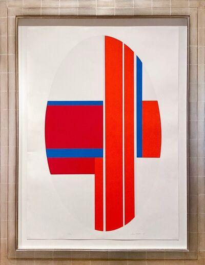 Ilya Bolotowsky, 'Geometric Composition', ca. 1970