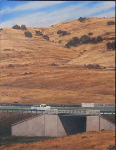 """William Glen Crooks, '""""On Highway 140""""', 2016"""