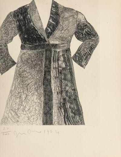 Jim Dine, 'Self-Portrait (Zinc & Acid), from the New York Ten portfolio', 1964