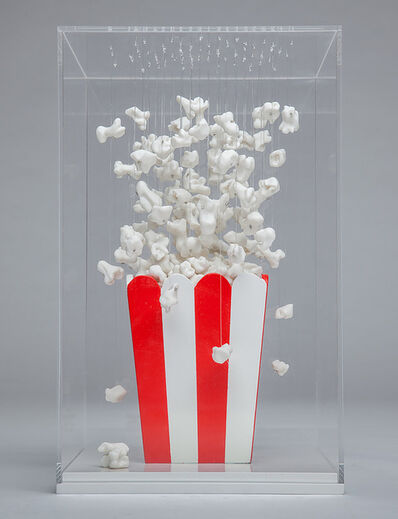 Natasja van der Meer, 'Popcorn', 2018
