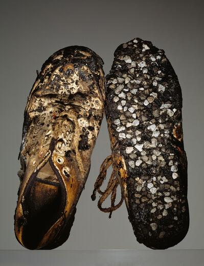 Geraldo Pace, 'Roofers' Shoes', 2014
