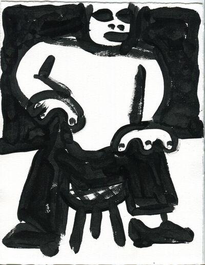 B. Thom Stevenson, 'Untitled Drawing (BTSV117D029)', 2017