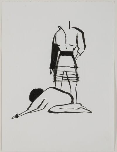 Ofri Cnaani, 'Untitled (Arrestment policy) IV', 2004