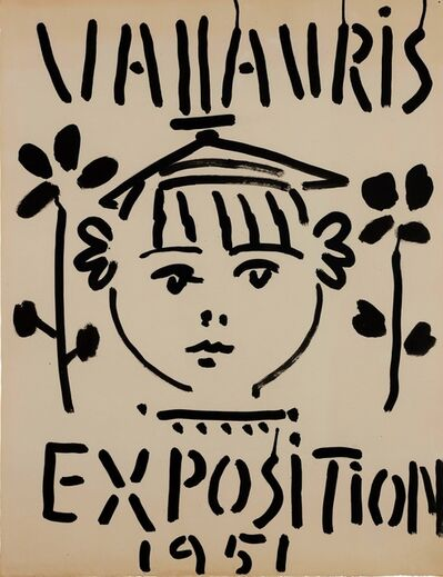 Pablo Picasso, 'Projet D'affiche', 1951