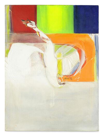 Frank Bowling, 'Bird', 1965