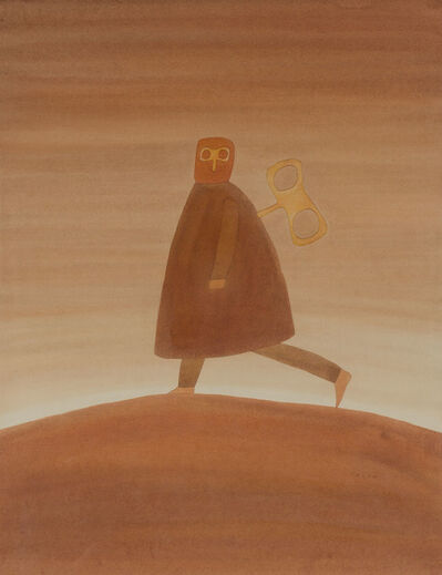 Jean Michel Folon, 'Robot 1', circa 1975