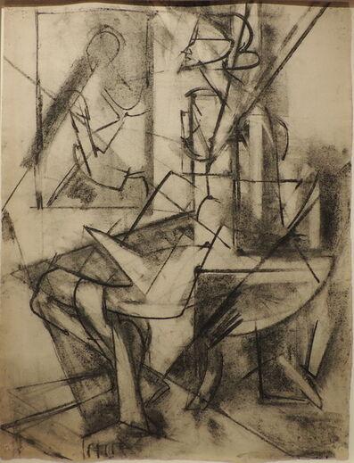Mercedes Matter, 'Untitled (Seated Figure)', ca. 1936