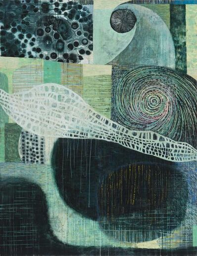 Claire B Cotts, 'Unhappy Accidents (High Tide)'