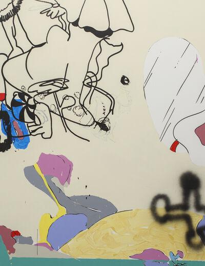 Antwan Horfee, 'Mirror', 2017