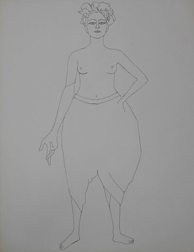 Surendran Nair, 'Untitled (Drawing 7)', 2016-2017