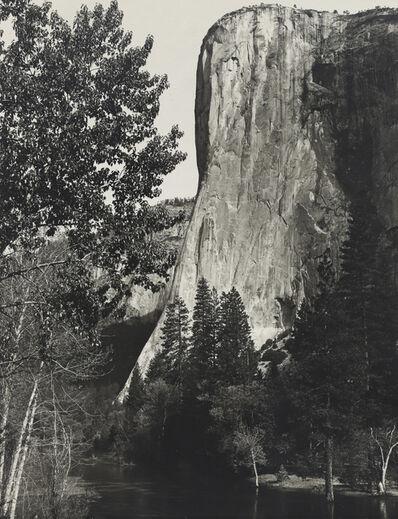 Ansel Adams, 'El Capitan, Yosemite', ca. 1935