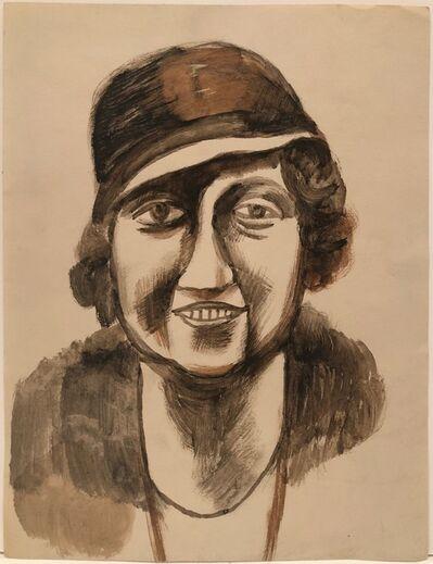 Ben Shahn, 'Woman', n.d.