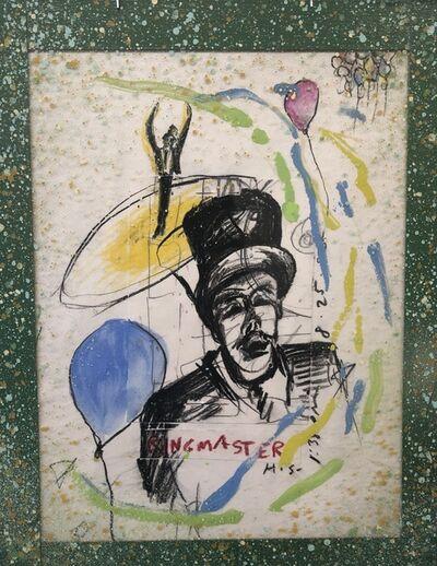 Huck Snyder, 'Ringmaster ', 1986