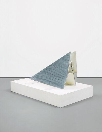 Thomas Scheibitz, 'Untitled (Buchstable)', 2002
